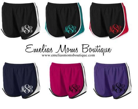 Womens Mono-Shorts