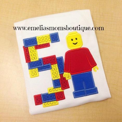 Lego Number