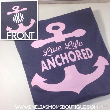 Live Life Anchored