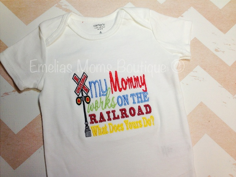 Railroad Mommy