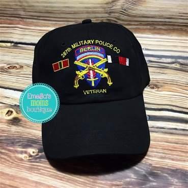 287 Hats