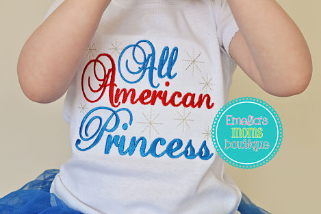 All American Princess