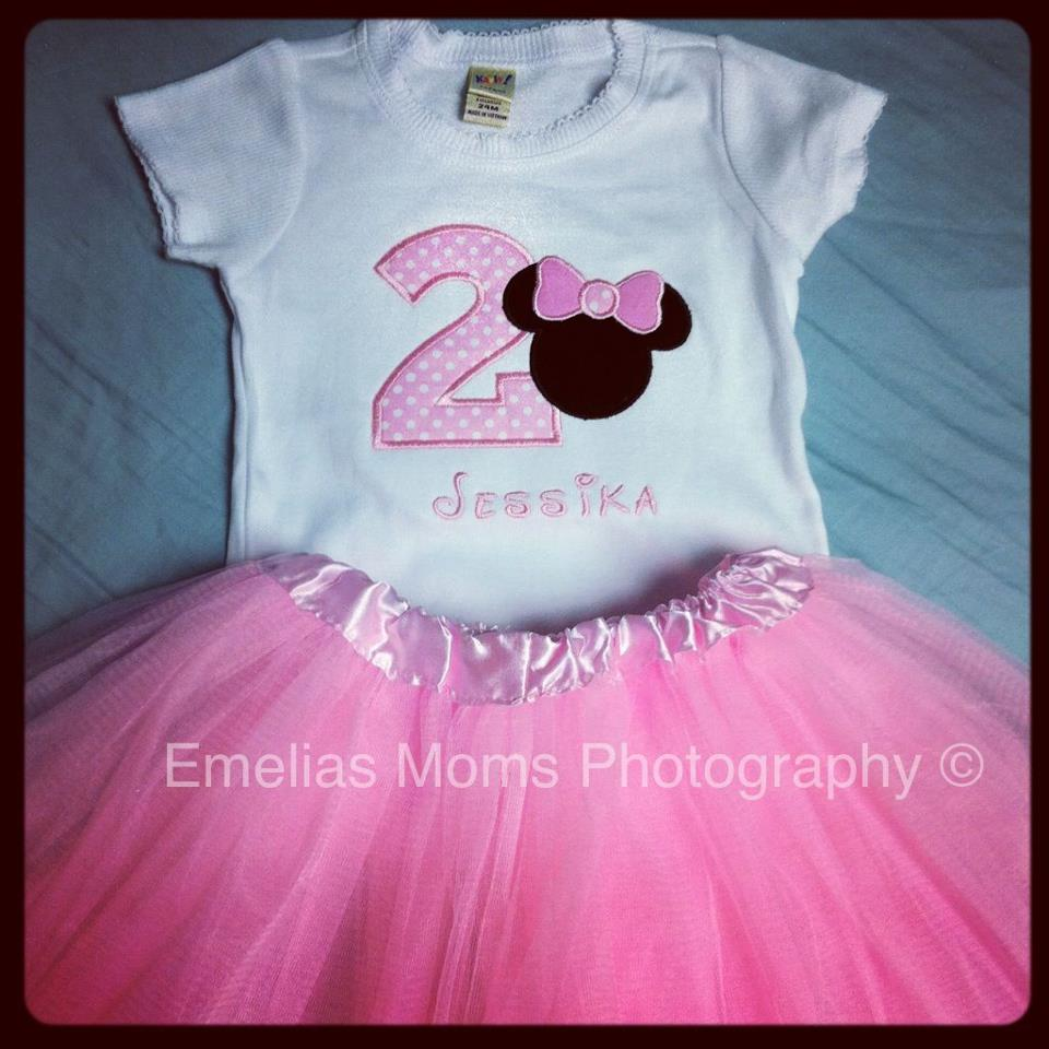 Light Pink Fluffy TuTu