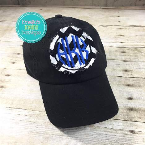 Mono-Patch Hat Chevron