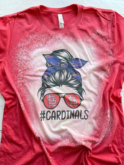 Cardinals Glasses