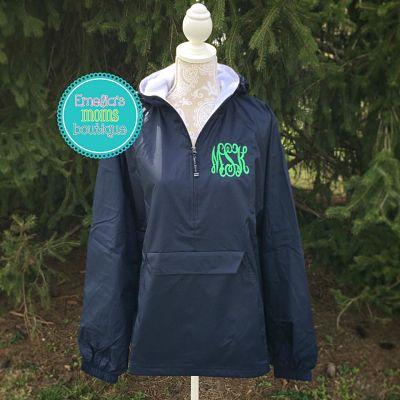 Rain Jacket Pullover