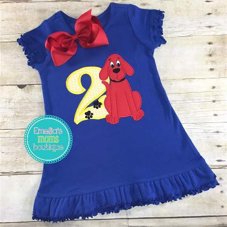 Clifford Dress or Shirt
