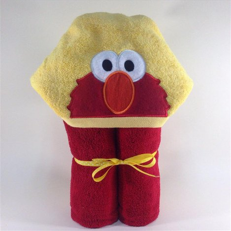 Elmo Towel