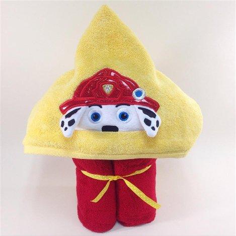 Firepup Towel