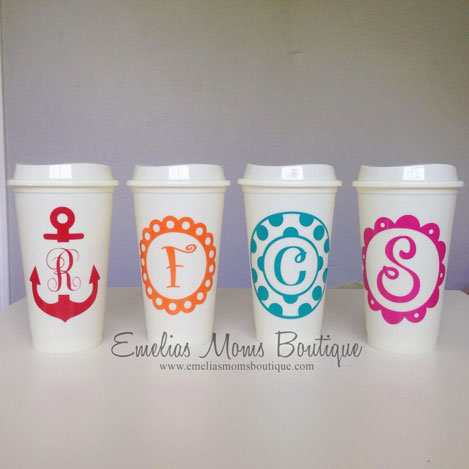Preppy Cups Group 2