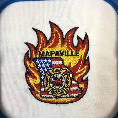 custom logo embroidery designs