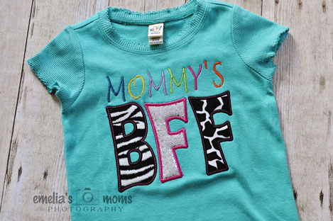 MOMMYS GIRL SHIRTS