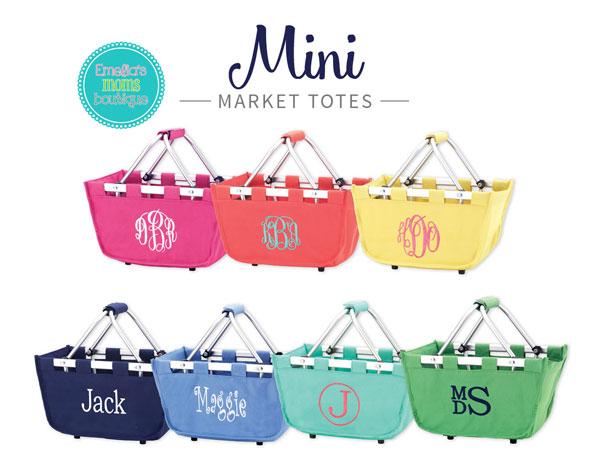 Easter Market Totes