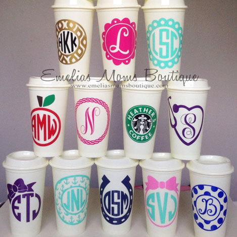 Preppy Cups Group 4