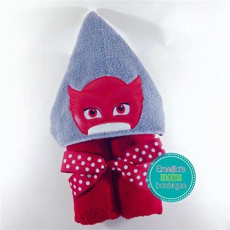 Owlette Towel