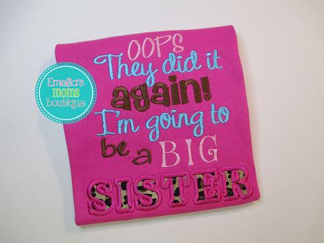 Opps Big Sister