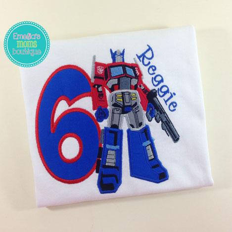 Transformer Prime Birthday