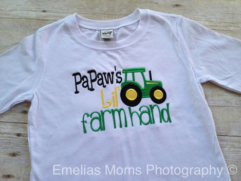 ALL PERSONALIZED BOYS SHIRTS