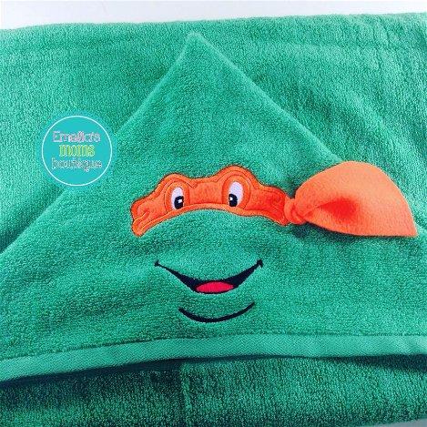 TNMT Towel