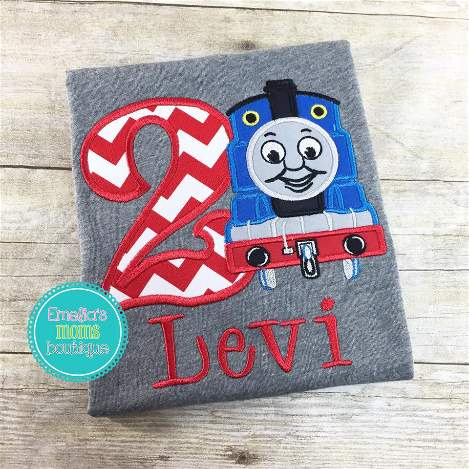 Train Red Chevron