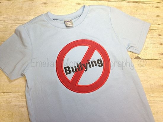 Anti-Bullying Shirt