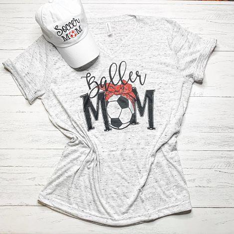 Baller Mom Soccer