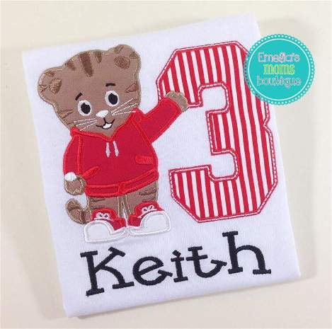 Daniel Tiger Birthday Bash