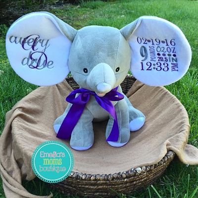 Girls Birth Stat Elephants