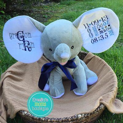 Boys Birth Stat Elephants