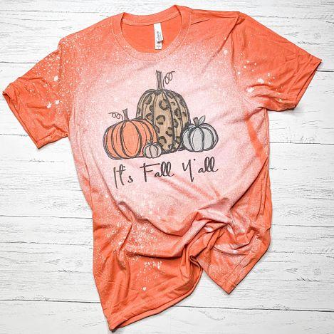 Pumpkin Fall Y'all