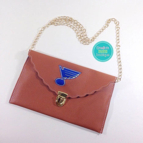 Blues Clutch