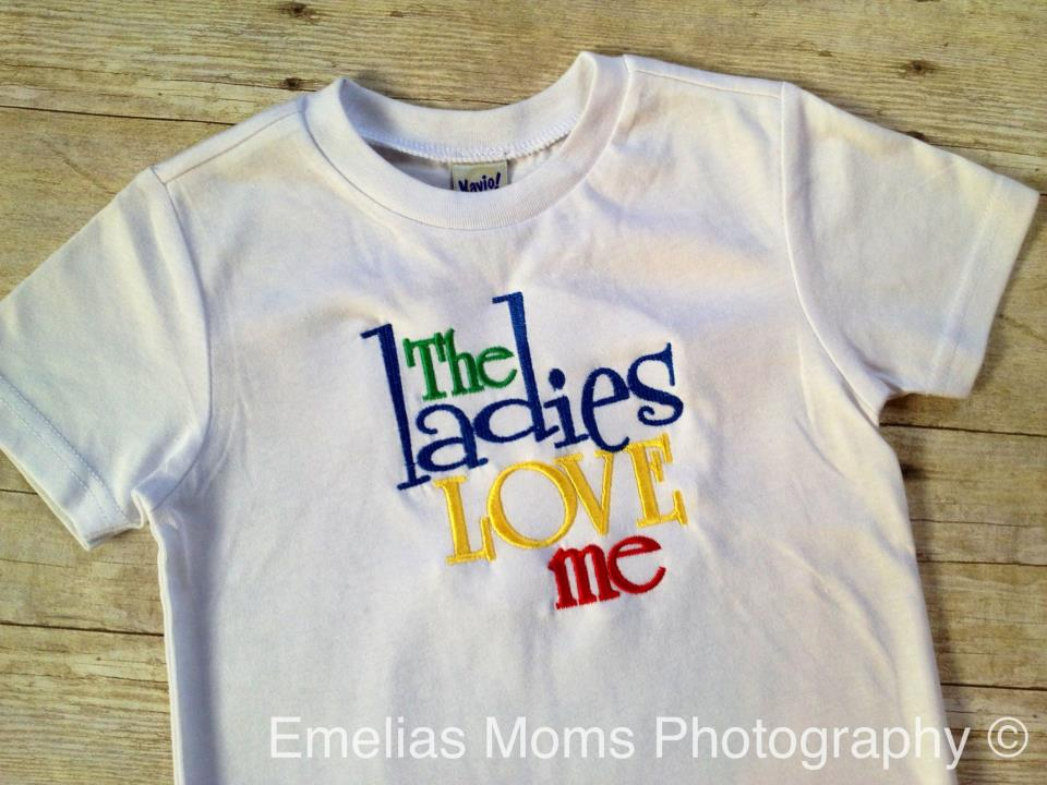 Ladies Love Me Shirt