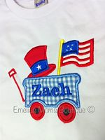Wagon Flag