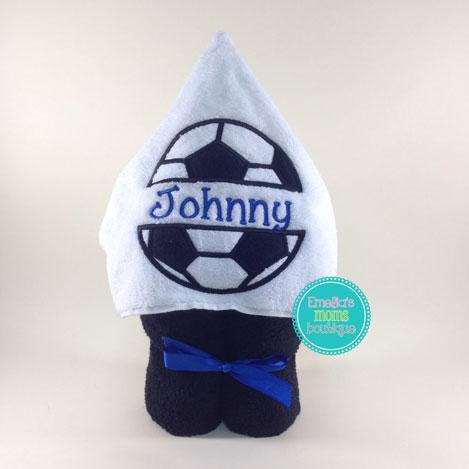 Soccer Towel