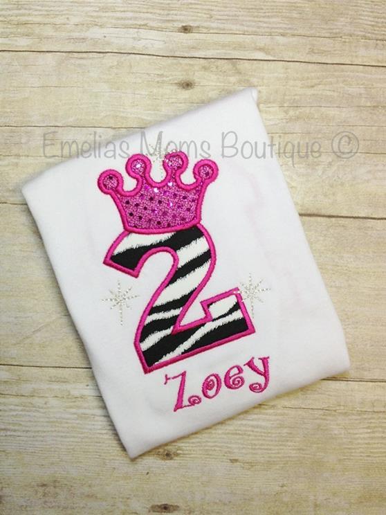 Zebra Princess